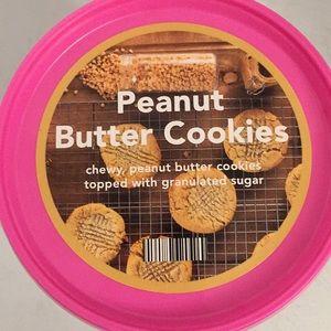 Pink Zebra Peanut Butter Cookies 3.75oz